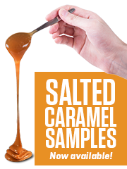 Get FREE Salted Caramel Protein Sample @bulknutrients
